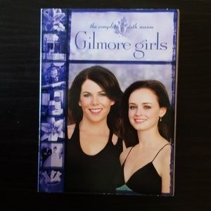 Season 6 dvd Gilmore girls
